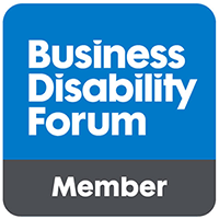Business Disability Forum member